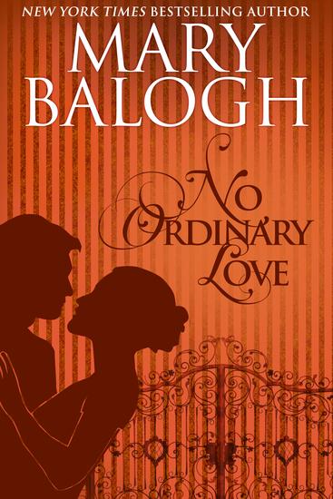No Ordinary Love - cover