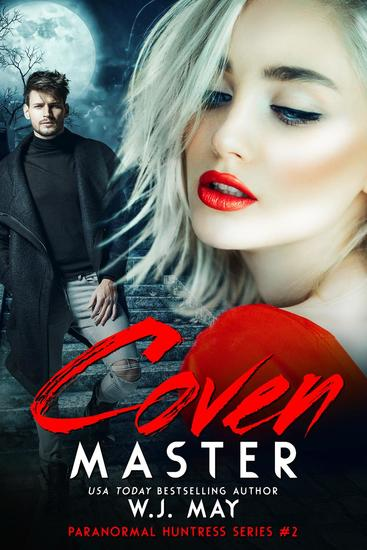 Coven Master - Paranormal Huntress Series #2 - cover