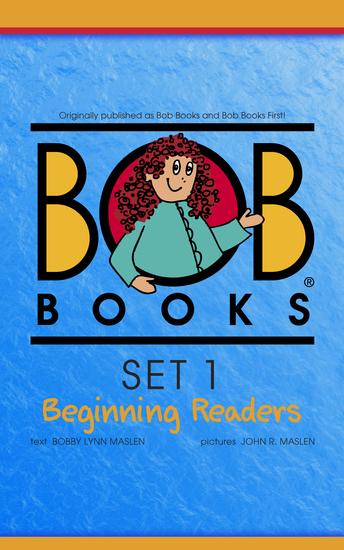 Bob Books Set 1: Beginning Readers - cover