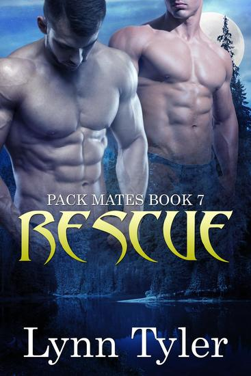 Rescue - Pack Mates #7 - cover