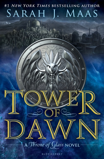 Tower of Dawn - cover