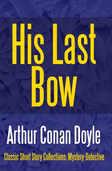 His Last Bow - cover