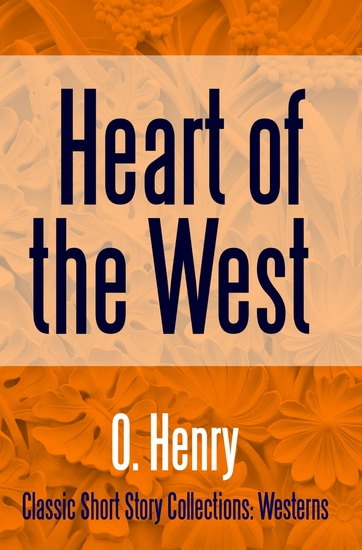 Heart of the West - cover