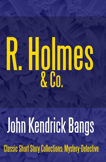 R Holmes & Co - cover