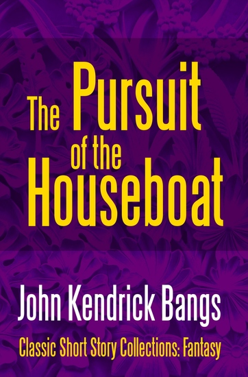 The Pursuit of the House-Boat - cover