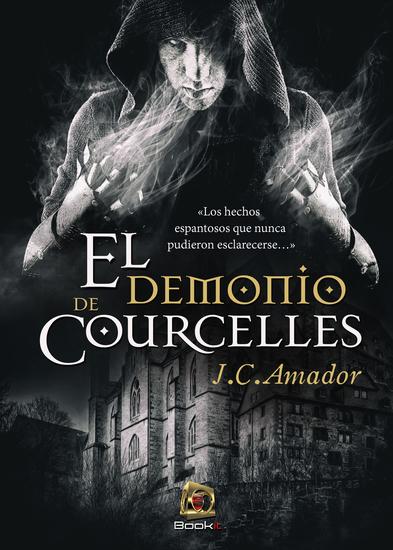 El demonio de Courcelles - cover