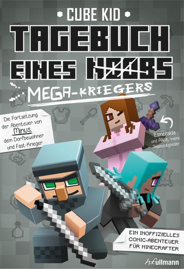 Tagebuch eines Mega-Kriegers - cover