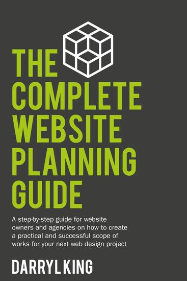 The Complete Website Planning Guide - cover
