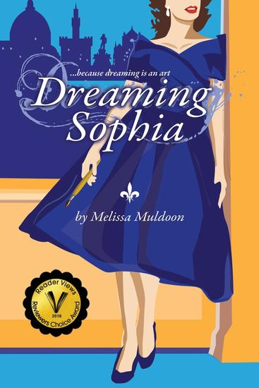 Dreaming Sophia - Because Dreaming is an Art - cover