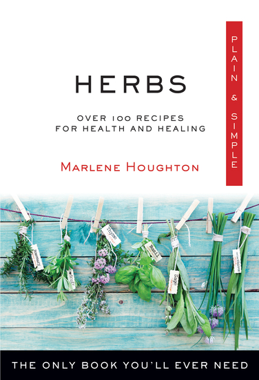 Herbs Plain & Simple - The Only Book You'll Ever Need - cover