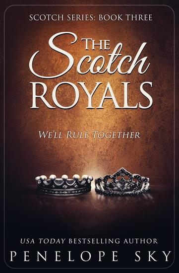 The Scotch Royals - Scotch #3 - cover