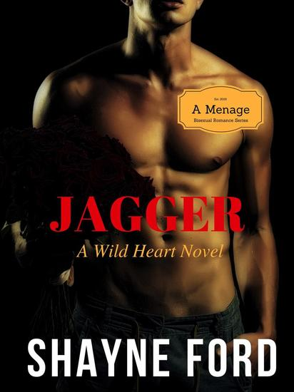 Jagger - Wild Heart #1 - cover