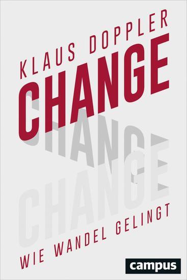 Change - Wie Wandel gelingt - cover