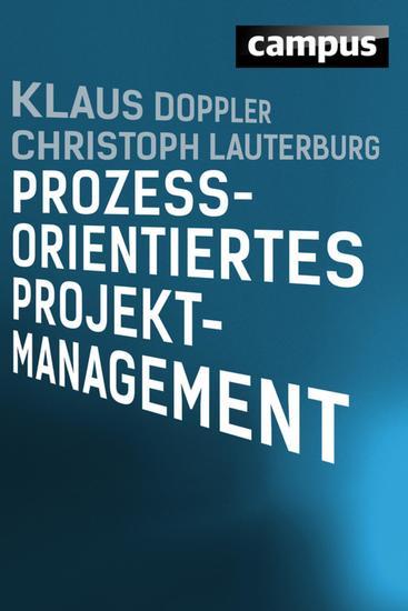 Prozessorientiertes Projektmanagement - cover