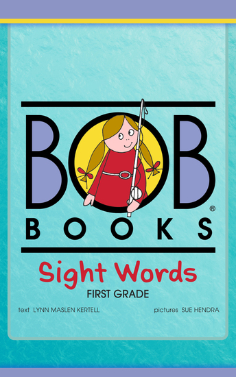 Bob Books Sight Words: First Grade - cover