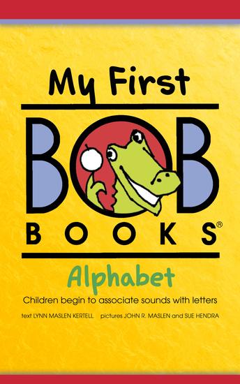 My First Bob Books: Alphabet - cover