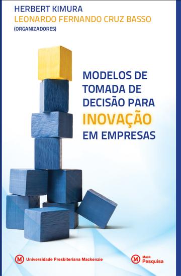Modelos de tomada de decisão para inovação em empresas - cover