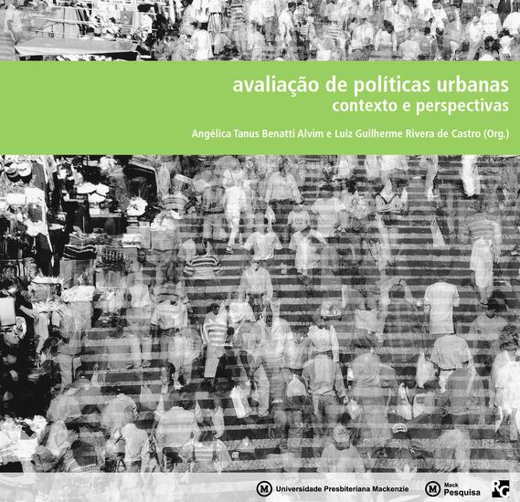 Avaliação de políticas urbanas - contexto e perspectivas - cover