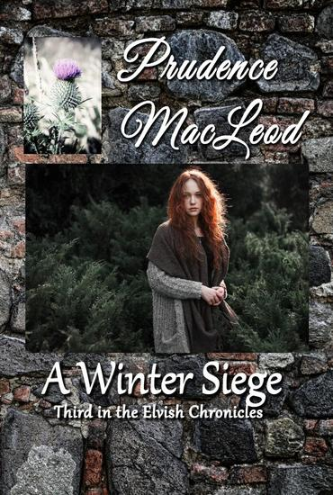 A Winter Siege - The Elvish Chronicles #3 - cover