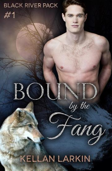 Bound by the Fang - Black River Pack #1 - cover