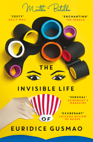 The Invisible Life of Euridice Gusmao - cover
