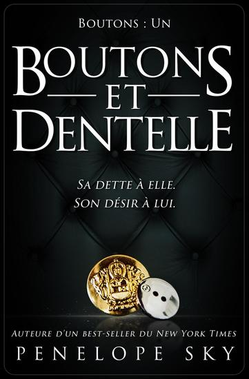 Boutons et dentelle - Boutons #1 - cover