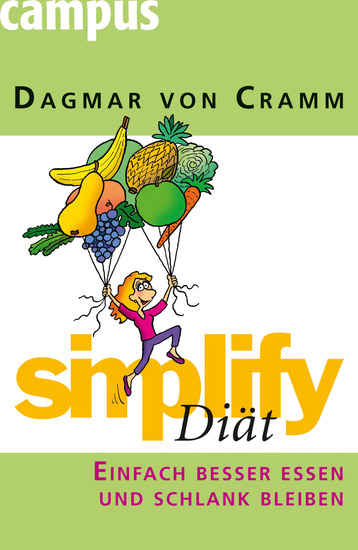 simplify Diät - Einfach besser essen und schlank bleiben - cover