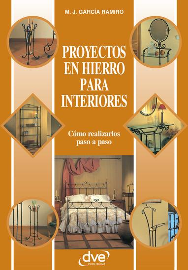 Proyectos en hierro para interiores - cover