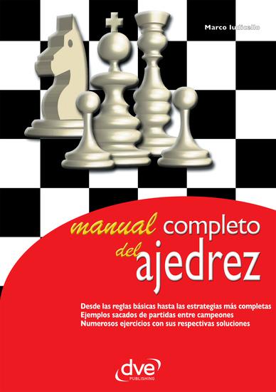 Manual completo del ajedrez - cover