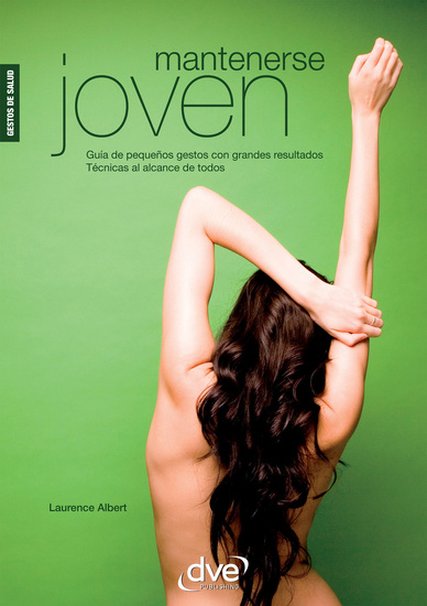 Mantenerse joven - cover