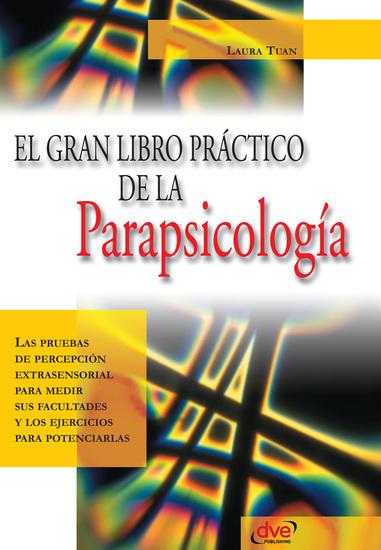 El gran libro práctico de la parapsicología - cover