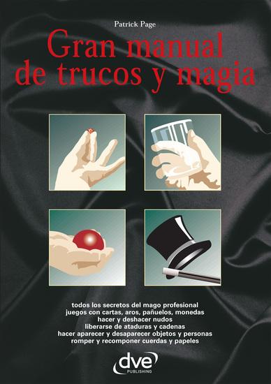 Gran manual de trucos y magia - cover
