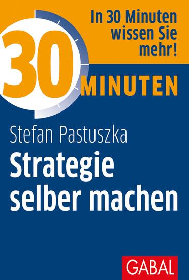 30 Minuten Strategie selber machen - cover