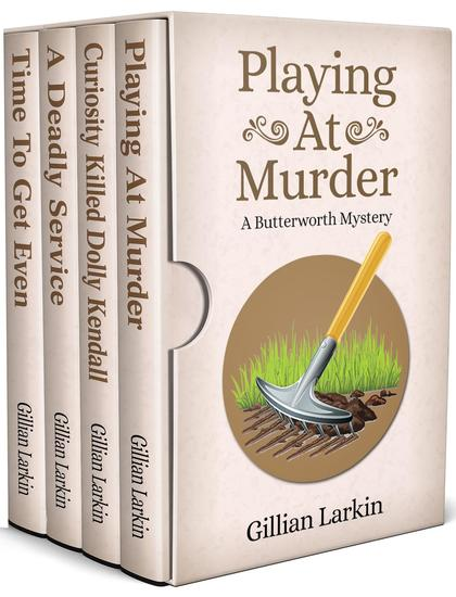 Butterworth Mysteries - Box Set 1 - cover