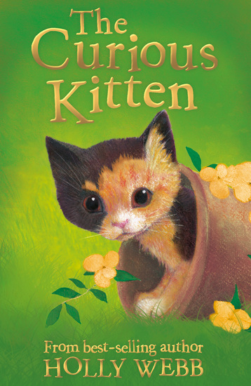 The Curious Kitten - cover