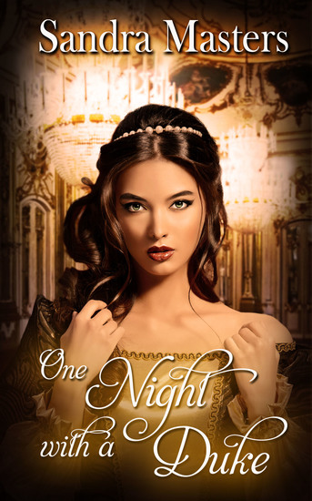 One Night with a Duke - cover