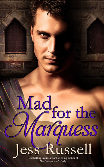 Mad for the Marquess - cover