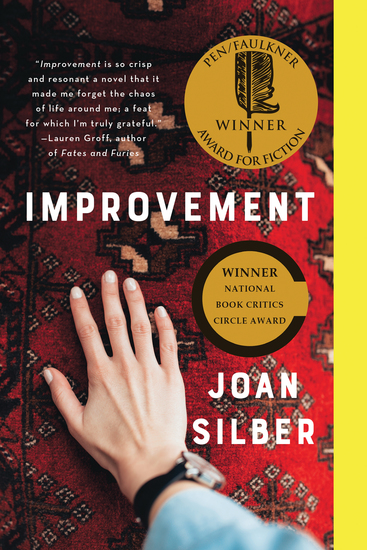 Improvement - A Novel - cover