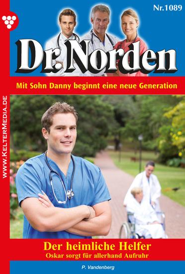 Dr Norden 1089 - Arztroman - Der heimliche Helfer - cover