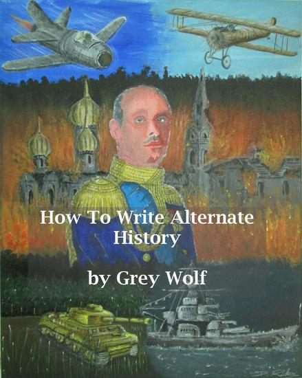 How To Write Alternate History - cover