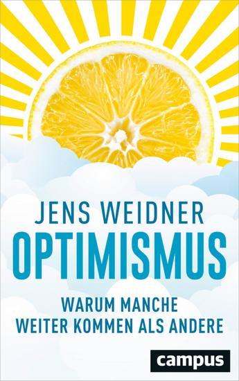 Optimismus - Warum manche weiter kommen als andere - cover