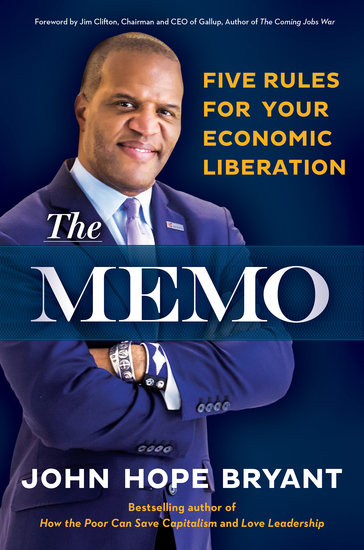 The Memo - Five Rules for Your Economic Liberation - cover