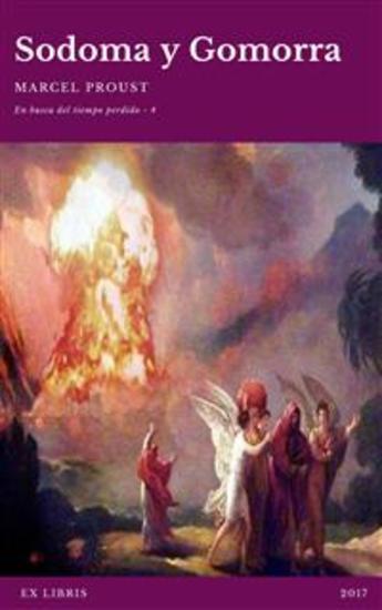 Sodoma y Gomorra - cover