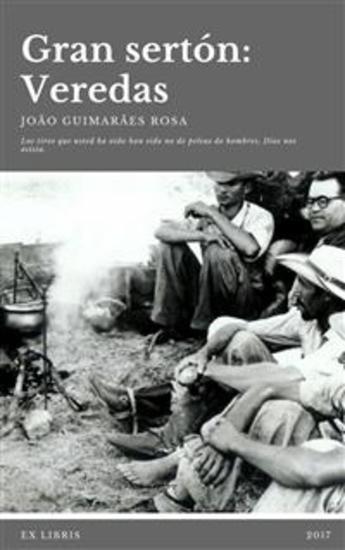 Gran sertón: Veredas - cover