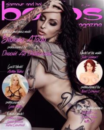 boobsmagazine-issue#9-june2017 - cover