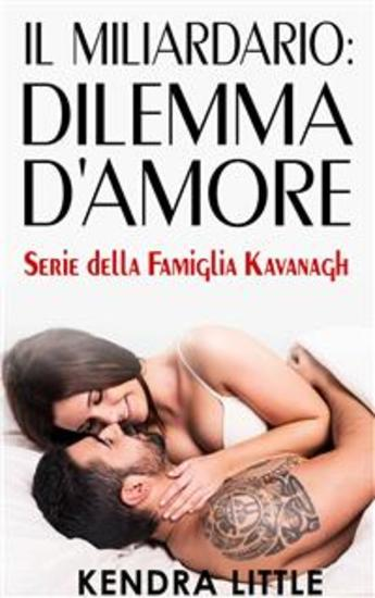Il Miliardario: Dilemma D'Amore - cover