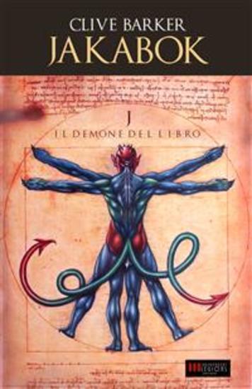 Jakabok - Il Demone del Libro - (Mister B Gone) - cover