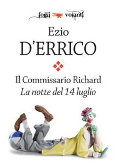 Il commissario Richard La notte del 14 luglio - cover