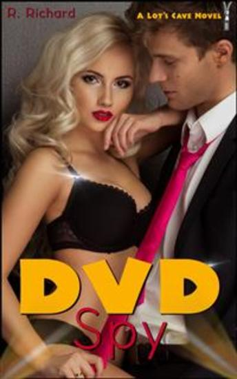 DVD Spy - cover