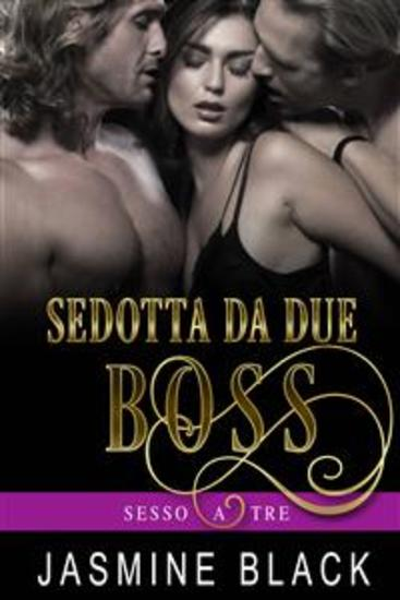 Sedotta Da Due Boss - cover